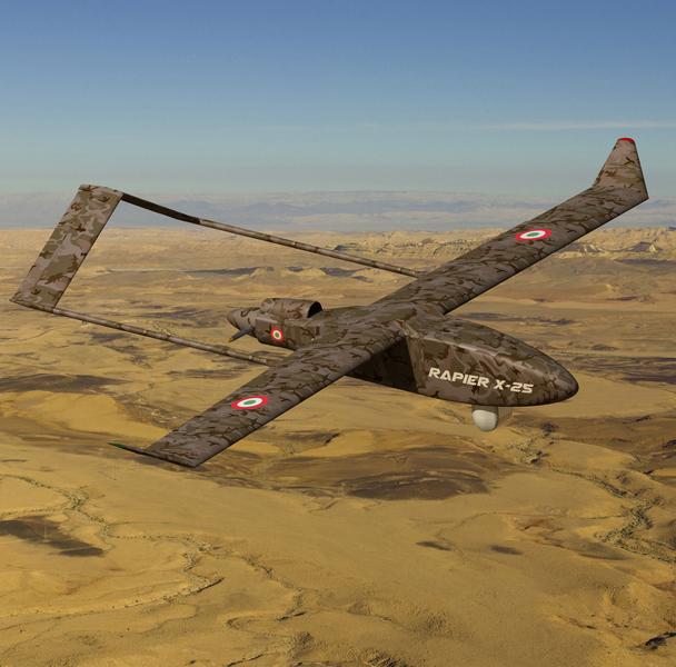 Kohlefaser-Flugzeug-500