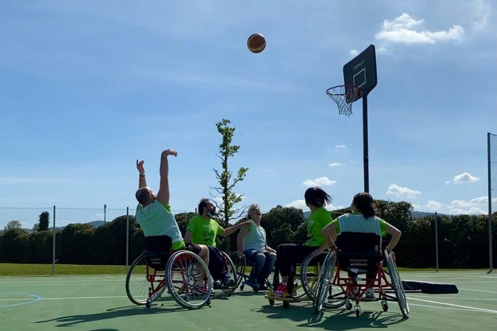 Rollstuhl-Basketball-Sponsoring